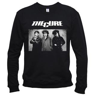 The Cure 01 - Свитшот мужской