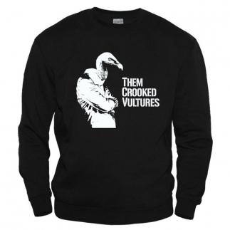 Them Crooked Vultures 01 - Свитшот мужской