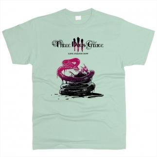 Three Days Grace 03 - Футболка мужская