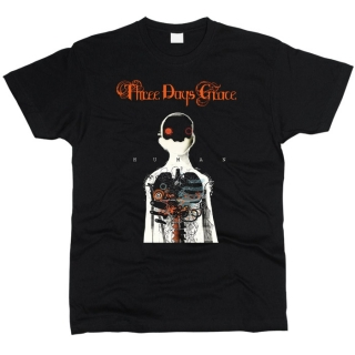 Three Days Grace 05 - Футболка мужская