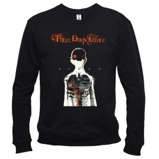 Three Days Grace 05 - Свитшот мужской