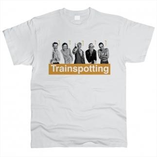 Trainspotting 01 - Футболка мужская