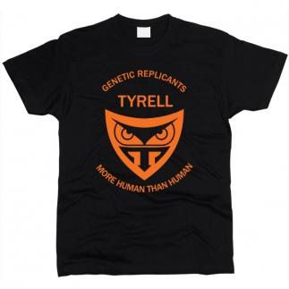 Tyrell 01 - Футболка мужская