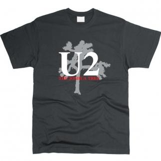 U2 01 - Футболка мужская