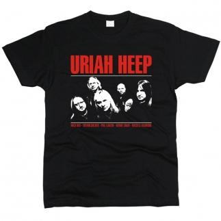 Uriah Heep 01 - Футболка мужская