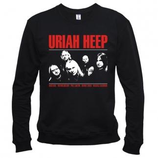 Uriah Heep 01 - Свитшот мужской