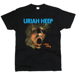 Uriah Heep 04 - Футболка мужская