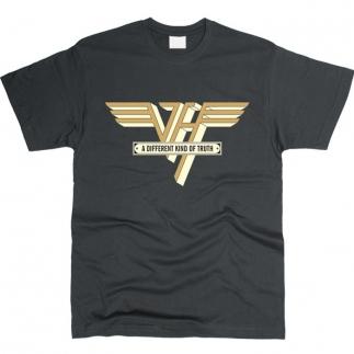 Van Halen 01 - Футболка мужская