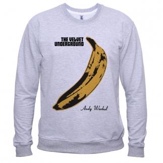 Velvet Underground 01 - Свитшот мужской