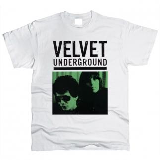 Velvet Underground 03 - Футболка мужская