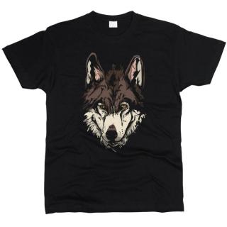 Волк 03 - Футболка мужская