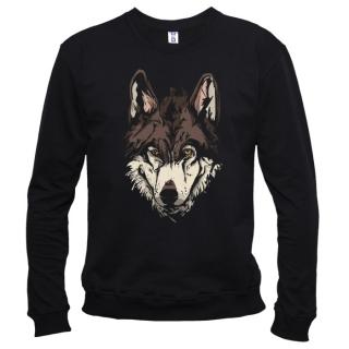 Волк 03 - Свитшот мужской