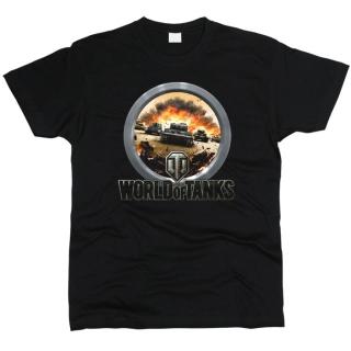 World Of Tanks 07 - Футболка мужская