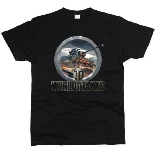 World Of Tanks 08 - Футболка мужская