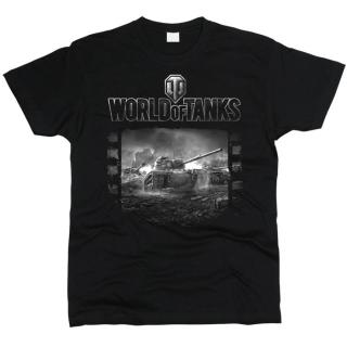 World Of Tanks 09 - Футболка мужская