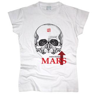 30 Seconds To Mars 05 - Футболка женская
