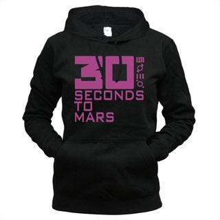 30 Seconds To Mars 03 - Толстовка женская