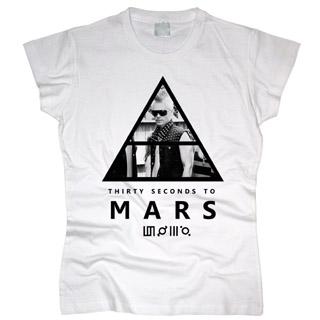 30 Seconds To Mars 07 - Футболка женская