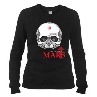 30 Seconds To Mars 08 - Свитшот женский