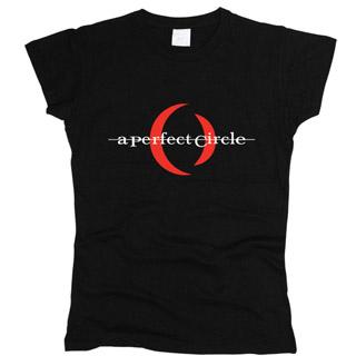A Perfect Circle 01 - Футболка женская