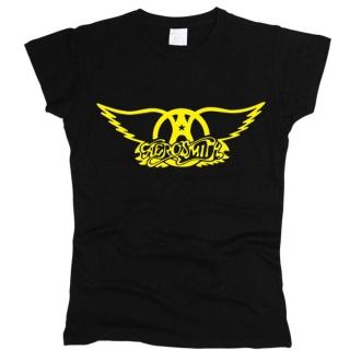 Aerosmith 01 - Футболка женская