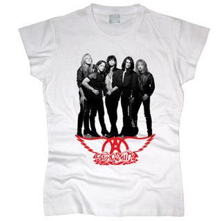 Aerosmith 03 - Футболка женская