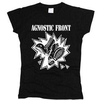 Agnostic Front 01 - Футболка женская
