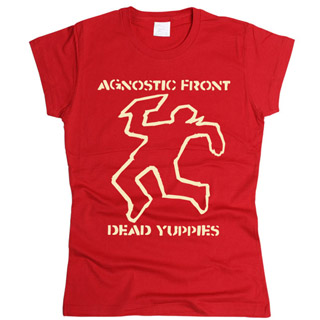 Agnostic Front 02 - Футболка женская