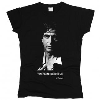 Al Pacino 01 - Футболка женская
