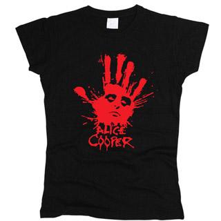 Alice Cooper 01 - Футболка женская
