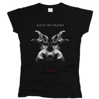 Alice In Chains 03 - Футболка женская