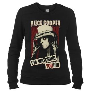 Alice Cooper 04 - Свитшот женский