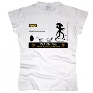 Alien 01 - Футболка женская