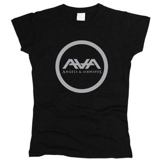 Angels & Airwaves 01 - Футболка женская