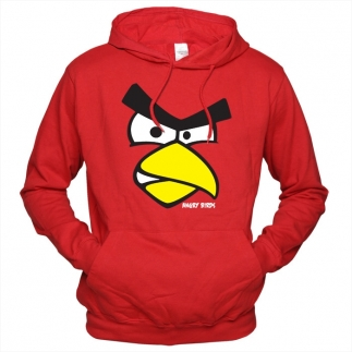 Angry Birds 01 - Толстовка женская