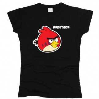 Angry Birds 02 - Футболка женская