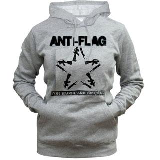 Anti-Flag 02 - Толстовка женская