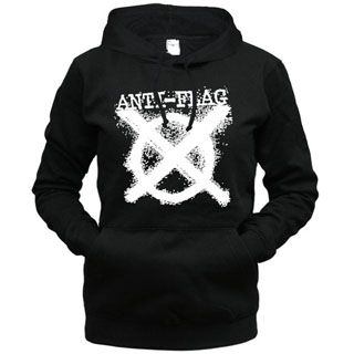 Anti-Flag 03 - Толстовка женская