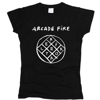 Arcade Fire 02 - Футболка женская