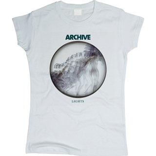 Archive 01 - Футболка женская