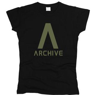 Archive 02 - Футболка женская
