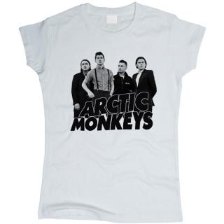 Arctic Monkeys 01 - Футболка женская