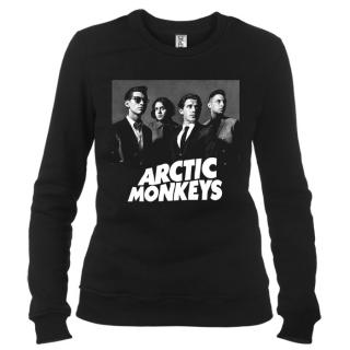 Arctic Monkeys 02 - Свитшот женский