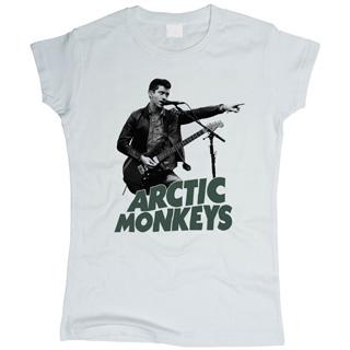 Arctic Monkeys 08 - Футболка женская