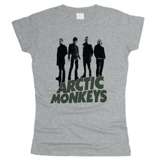 Arctic Monkeys 09 - Футболка женская