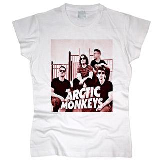 Arctic Monkeys 10 - Футболка женская
