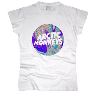 Arctic Monkeys 11 - Футболка женская