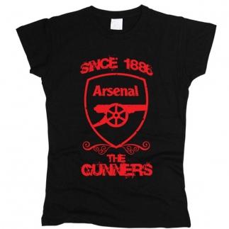 Arsenal 01 - Футболка женская