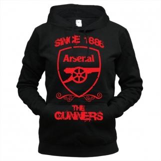 Arsenal 01 - Толстовка женская