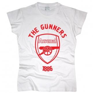 Arsenal 02 - Футболка женская